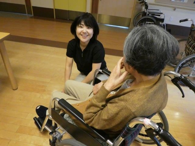 介護職員(早番専門 短時間パート・アルバイト)の画像